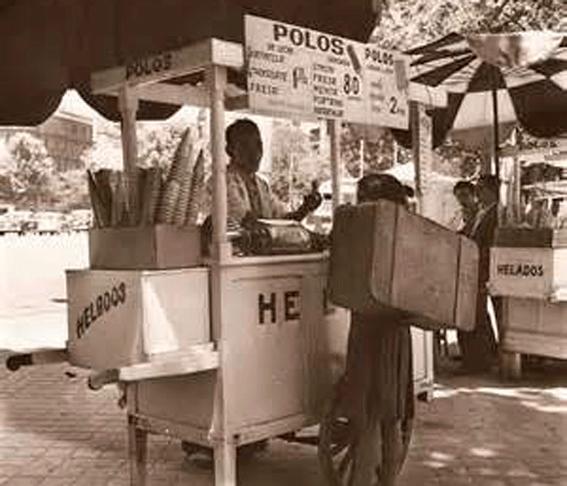 El origen del helado